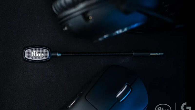 Blue's $50 Icepop mic brings subtle improvements to some Logitech headsets
